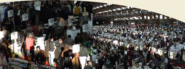 Salon des vignerons ind pendants expositions vins agenda for Porte de champerret salon des vignerons